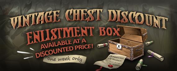 Scroller dotd chest 110714 vintage enlistment