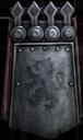 Shield bulwark