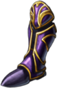 Boots animated armor f