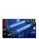 Scroll of caracalla blue