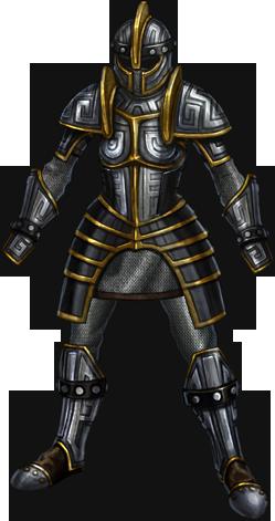 Ancient dwarven set f