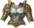 Chest gilded colossus