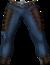 Pants bonds of azure