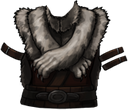 Chest wolf