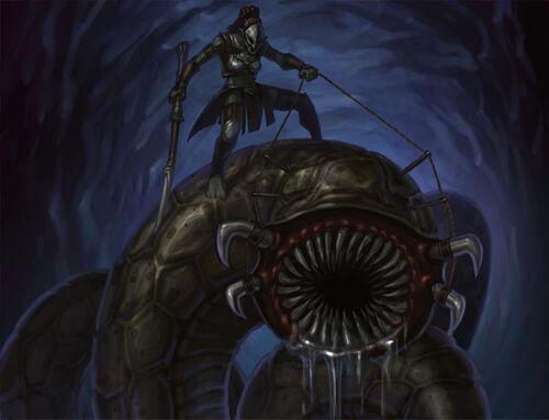 Wexxa the Worm-Tamer