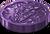 Glorious dawn coin purple