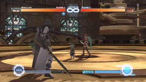 Sakuya Gameplay Video