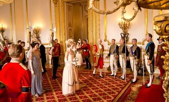 Downton Abbey Christmas special royalty scandal and moral dilemmas-1-