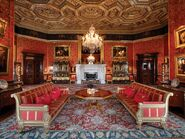 Alnwick Castle - Drawing Room