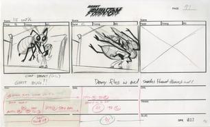S01e09 SB page 97 - Danny smacks into hornet