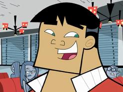 S01e16 Kwan smiling