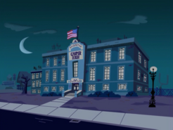 S01e20 Casper High at night