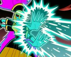 S03e08 Pandora ecto blast