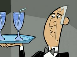 S03e07 Hobson holding a tray