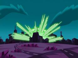 S02e17 Dani and Danny's blast
