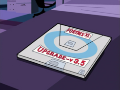 S01e04 Portals XL upgrade disc 2