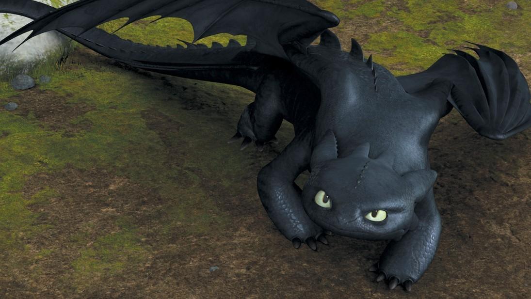 Dragons Ohne Zahn