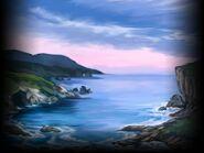 Coast biome art