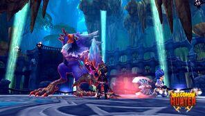 Dragomon Hunter - Trial Tower 1