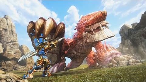 Dragomon Hunter - Launch Trailer