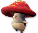Hallowshroud Mushroom
