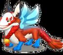 Dragon KITSUNE