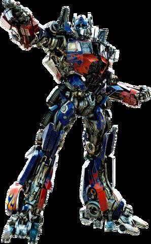 Optimus Prime DOTM