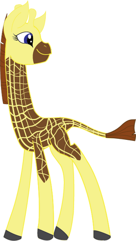 Connie the Giraffe (adult)