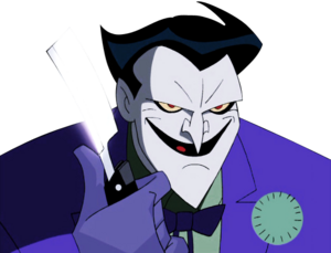 The Joker PNG