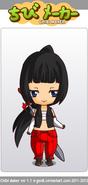 Dracule Sakura - Chibi