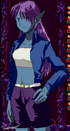 Zelda Beryl - Hair Undone