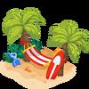 Beach Bum Hammock