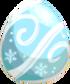 Snowstorm Egg