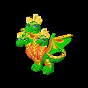 Emerald Knight Adult