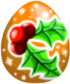 Holly Egg