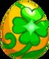 Four-Leaf Egg