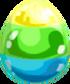 Gummy Egg