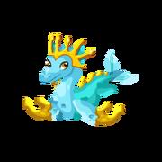 Poseidon Adult