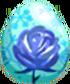 Winter Rose Egg
