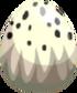 Snow Owl Egg