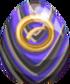 Warrior Princess Egg