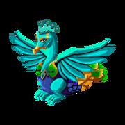 Blue Peacock Epic