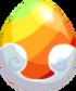 Rainbow End Egg