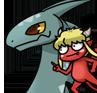 Demong gargoyle adult icon