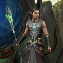 A Dalish Mage in <i>Heroes of Dragon Age</i>
