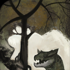 Dragonling tarot card