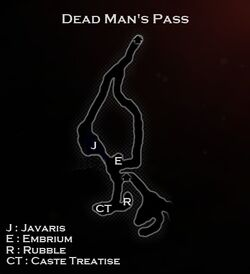 DA2 Dead Man's Pass - map - Javaris - Embrium - Caste Treatise and House Accounting locations