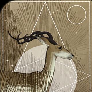 Halla tarot card