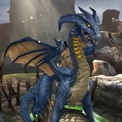The Sandy Howler in <i>Heroes of Dragon</i> (Tier IV)