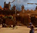 Assault on Griffon Wing Keep